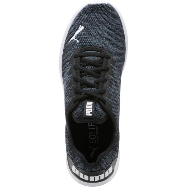 Ballast Men's Running Shoes, Black-Iron Gate-Puma White, large