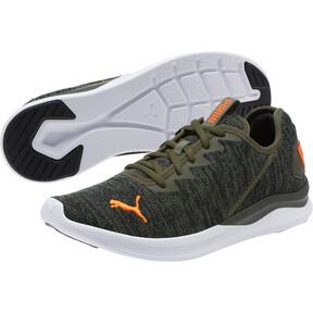 Thumbnail 2 of Ballast Men's Running Shoes, Forest Night-Black-Orange, medium