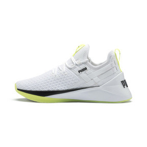 Thumbnail 1 of Jaab XT Women's Training Trainers, Puma White-Yellow Alert, medium