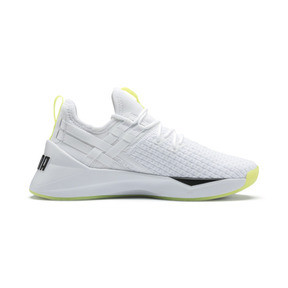 Thumbnail 6 of Jaab XT Women's Training Trainers, Puma White-Yellow Alert, medium