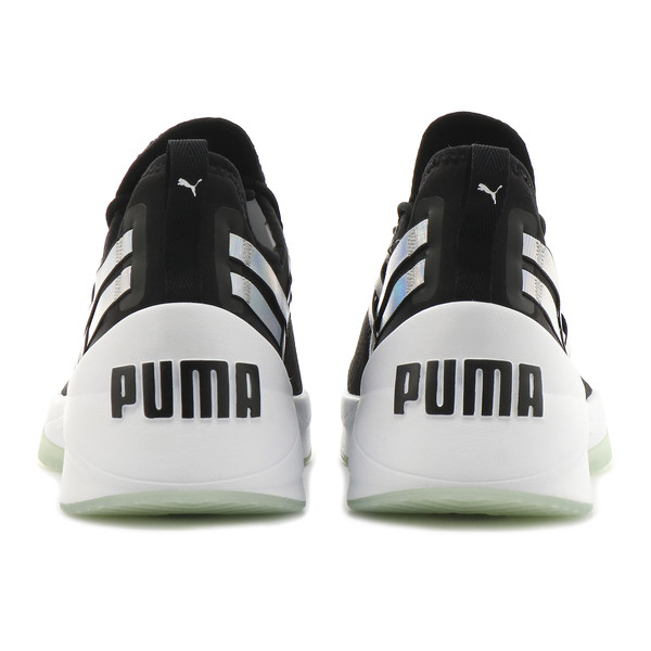 JAAB XT TZ ウィメンズ, Puma Black-Fair Aqua, large-JPN