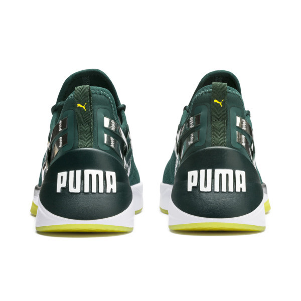Jaab XT Trailblazer trainingssneakers voor vrouwen, Ponderosa Pine-Puma White, large