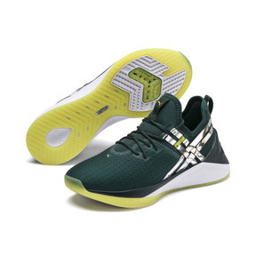 Thumbnail 2 van Jaab XT Trailblazer trainingssneakers voor vrouwen, Ponderosa Pine-Puma White, medium