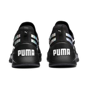 Thumbnail 4 of JAAB XT イリディセント TZ ウィメンズ, Puma Black-Puma Black, medium-JPN