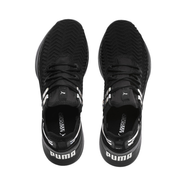 Jaab XT Iridescent Trailblazer Women's Training Trainers, Puma Black-Puma Black, large