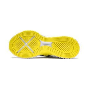 Thumbnail 5 of Defy Trailblazer Women's Trainers, Puma White-Blazing Yellow, medium