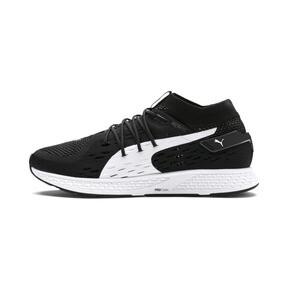 Thumbnail 1 of SPEED 500 Men's Running Shoes, Puma Black-Puma White, medium