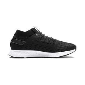 Thumbnail 6 of Speed 500 Herren Laufschuhe, Puma Black-Puma White, medium
