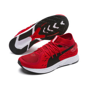 Thumbnail 2 of Speed 500 Men's Running Shoes, High Risk Red-Puma Black, medium