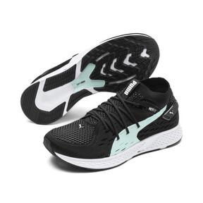 Thumbnail 2 of SPEED 500 Women's Running Shoes, Puma Black-Puma White, medium