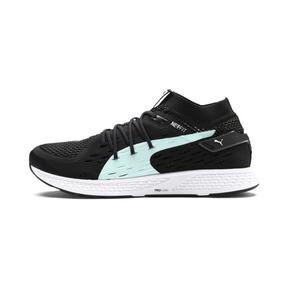 Thumbnail 1 of SPEED 500 Women's Running Shoes, Puma Black-Puma White, medium