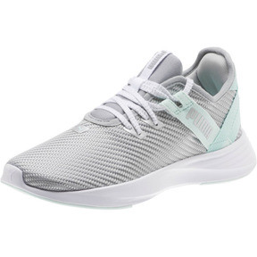 Thumbnail 1 of Radiate XT Cosmic Women's Training Shoes, Puma Silver-Fair Aqua, medium