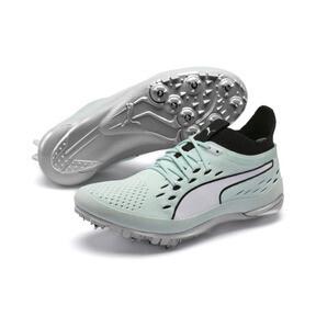 evoSPEED NETFIT Sprint 2 Spike Shoes