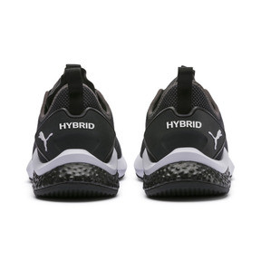 Thumbnail 4 of HYBRID NX Men's Running Shoes, Puma Black-Puma White, medium