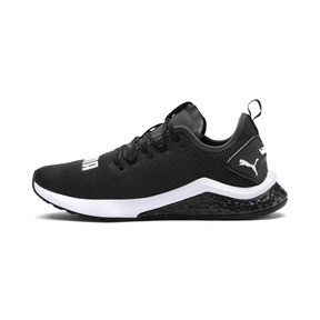 Thumbnail 1 of HYBRID NX Men's Running Shoes, Puma Black-Puma White, medium