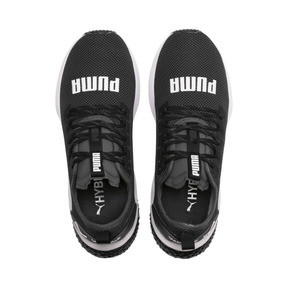Thumbnail 7 of HYBRID NX Men's Running Shoes, Puma Black-Puma White, medium