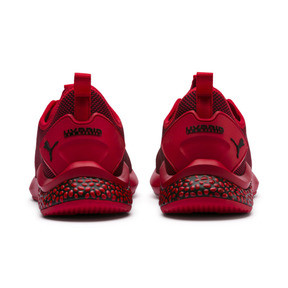 Thumbnail 3 of HYBRID NX Men's Running Shoes, High Risk Red-Puma Black, medium
