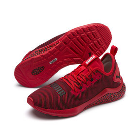 Thumbnail 2 of HYBRID NX Men's Running Shoes, High Risk Red-Puma Black, medium