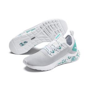 Thumbnail 3 of HYBRID NX Men's Running Shoes, Puma White-Blue Turquoise, medium