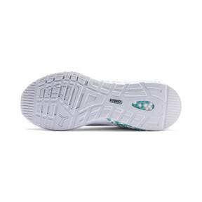 Thumbnail 5 of HYBRID NX Men's Running Shoes, Puma White-Blue Turquoise, medium