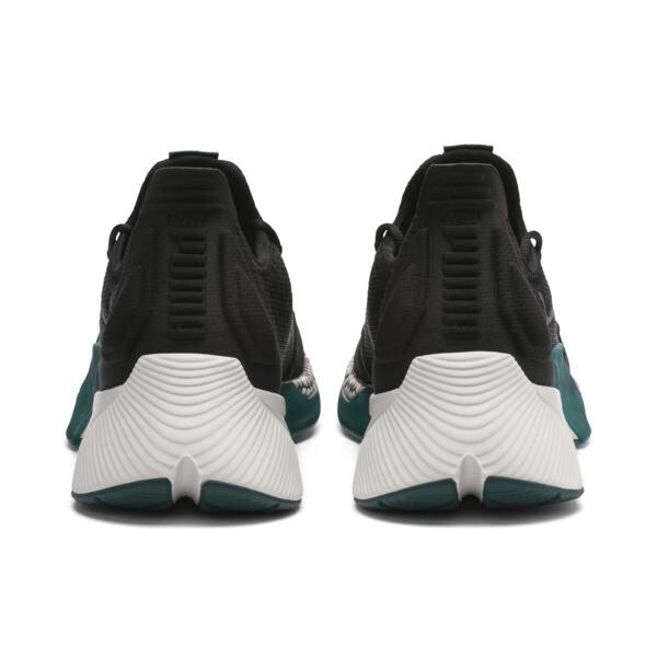 Zapatillas de running Xcelerator, Black-Glacier Gray-Ponderosa, grande