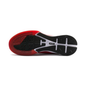 Thumbnail 3 of Xcelerator Running Shoes, High Risk Red-White-Black, medium