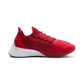 Thumbnail 5 of Xcelerator Running Shoes, High Risk Red-White-Black, medium