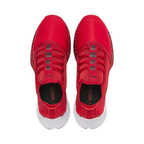 Thumbnail 6 of Xcelerator Running Shoes, High Risk Red-White-Black, medium