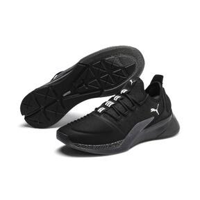 Thumbnail 3 of Xcelerator Running Shoes, Puma Black-Puma Black, medium