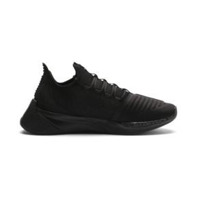 Thumbnail 6 of Xcelerator Running Shoes, Puma Black-Puma Black, medium