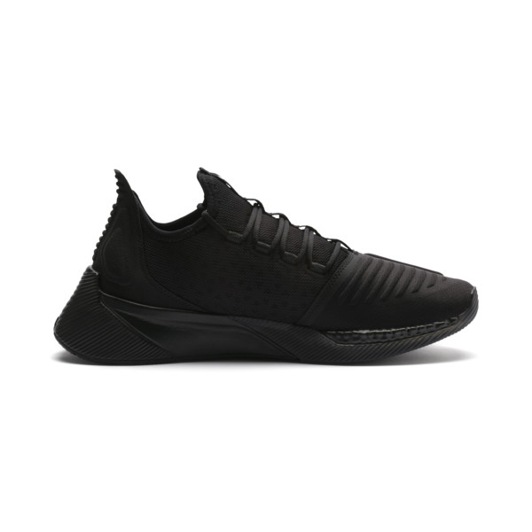 Xcelerator Running Shoes, Puma Black-Puma Black, large