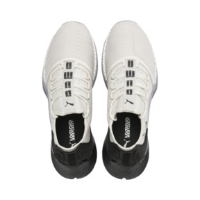 Thumbnail 6 of Xcelerator Running Shoes, Whisper White-Puma Black, medium
