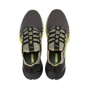 Thumbnail 6 of Xcelerator Daylight Running Shoes, Asphalt-Black-Elm-Yellow, medium