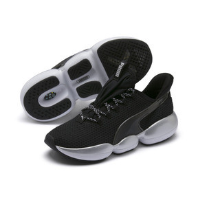 Thumbnail 3 of Mode XT Damen Trainingsschuhe, Puma Black-Puma White, medium