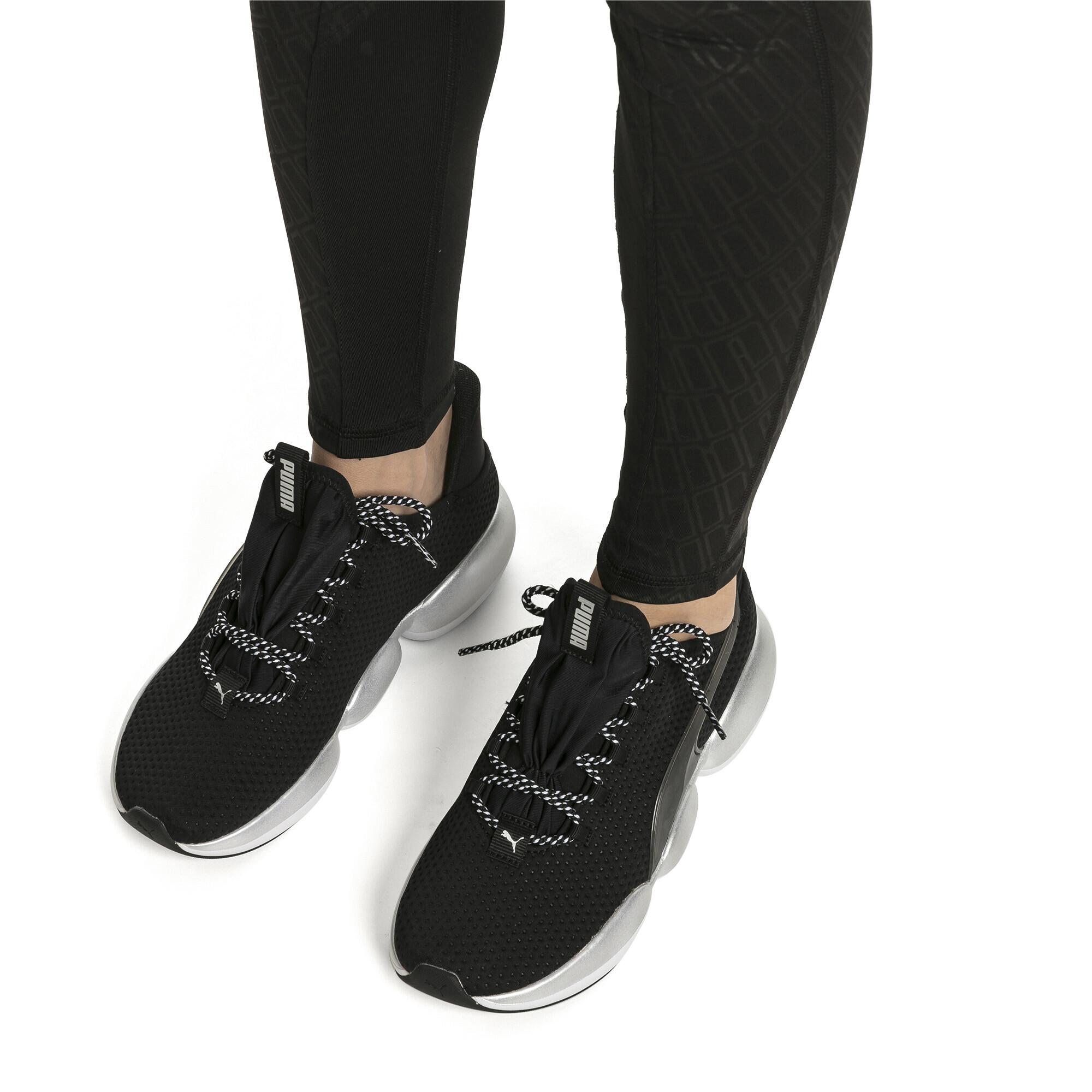 Puma – Training Mode XT – Schwarze Sneaker