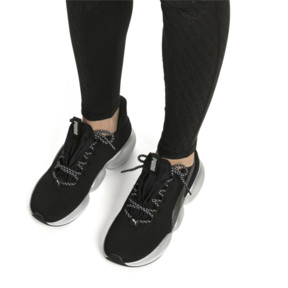 Thumbnail 2 of Mode XT Damen Trainingsschuhe, Puma Black-Puma White, medium
