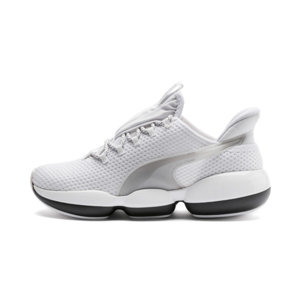 Mode XT Women's Training Trainers, Puma White-Puma Black, large