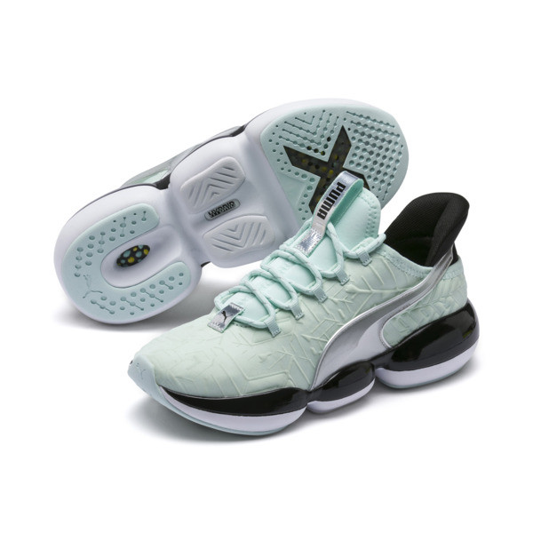 Mode XT Trailblazer Women's Trainers, Fair Aqua-Puma White, large