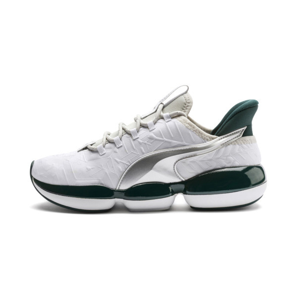 Mode XT Trailblazer Women's Trainers, Puma White-Ponderosa Pine, large
