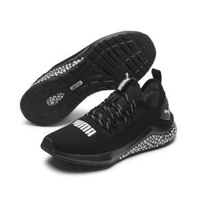 Thumbnail 3 of HYBRID NX Women's Running Shoes, Puma Black-Puma White, medium