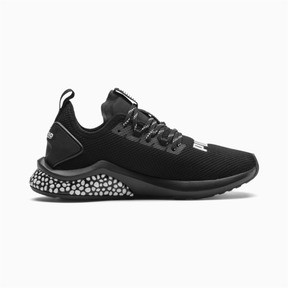 Thumbnail 6 of HYBRID NX Women's Running Shoes, Puma Black-Puma White, medium