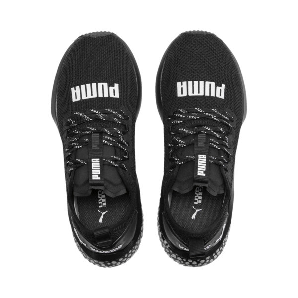 HYBRID NX Women's Running Shoes, Puma Black-Puma White, large