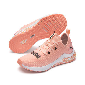 Thumbnail 3 of HYBRID NX Women's Running Shoes, Bright Peach-Puma White, medium
