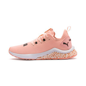 Thumbnail 1 of HYBRID NX Women's Running Shoes, Bright Peach-Puma White, medium