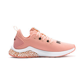 Thumbnail 6 of HYBRID NX Women's Running Shoes, Bright Peach-Puma White, medium