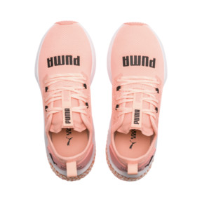Thumbnail 7 of HYBRID NX Women's Running Shoes, Bright Peach-Puma White, medium