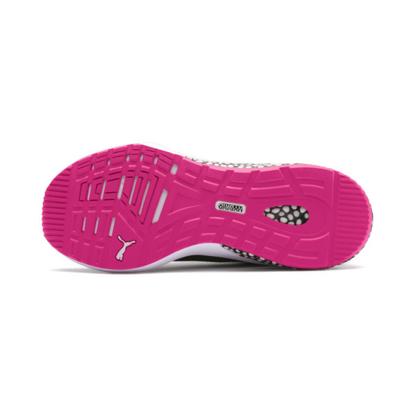 HYBRID NX Women's Running Shoes, Puma Black-Fuchsia Purple, large