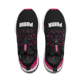 Thumbnail 7 of HYBRID NX Women's Running Shoes, Puma Black-Fuchsia Purple, medium