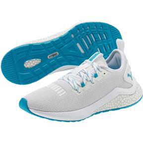 Thumbnail 2 of HYBRID NX Women's Running Shoes, Puma White-Caribbean Sea, medium