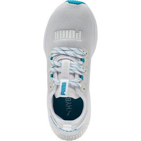 Thumbnail 5 of HYBRID NX Women's Running Shoes, Puma White-Caribbean Sea, medium